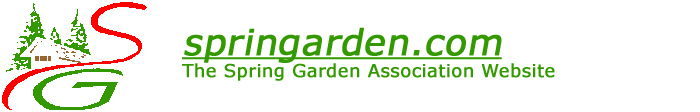 Back to Spring Garden Home Page